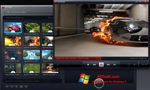 截圖 Action! Windows 7