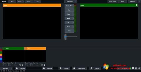 截圖 vMix Windows 7